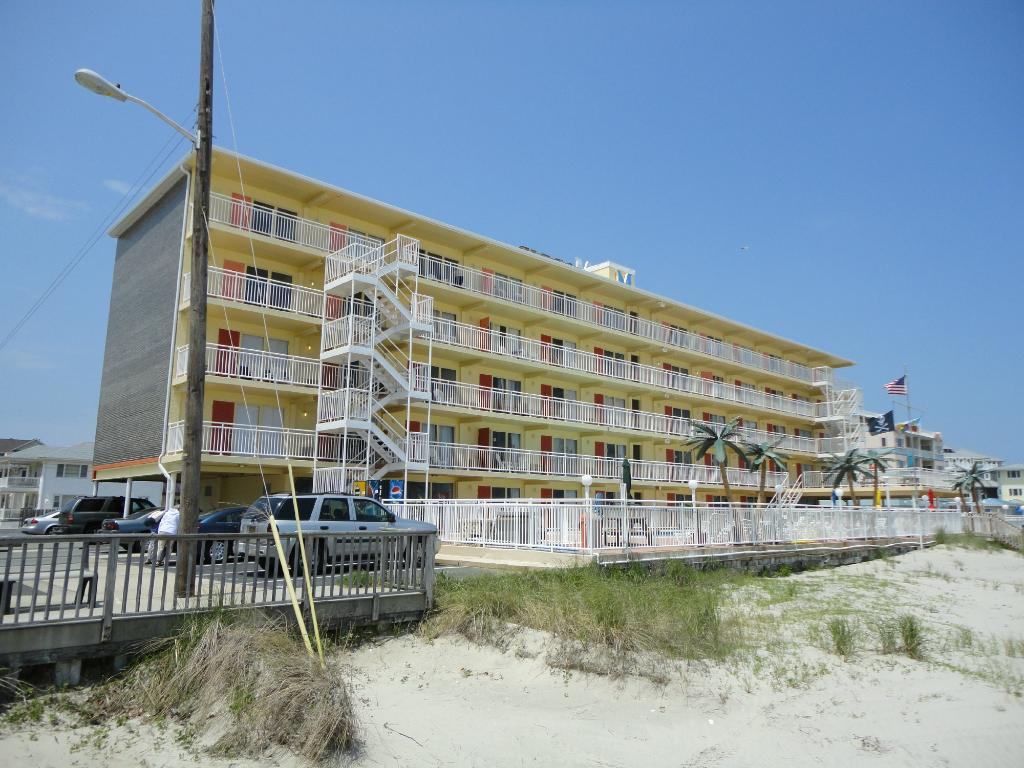 Madrid Oceanfront Condominiums