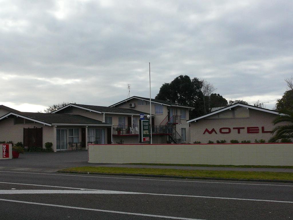 ‪Tourist Court Motel‬