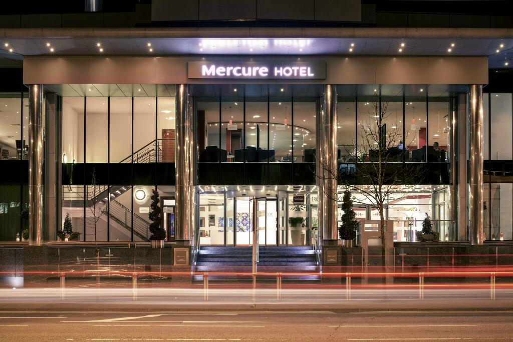 Mercure Cardiff Holland House Hotel and Spa
