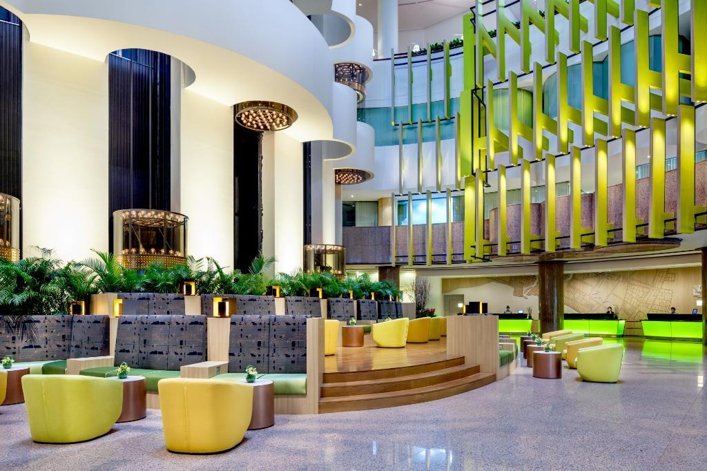 Holiday Inn Singapore Atrium