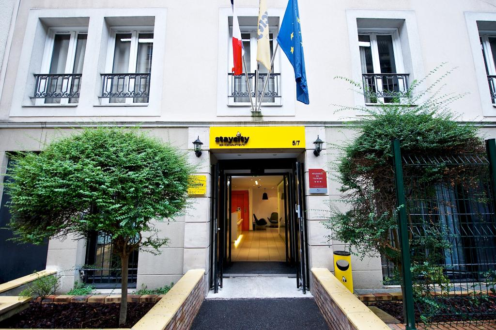 ‪Staycity Serviced Apartments Gare de l'Est‬