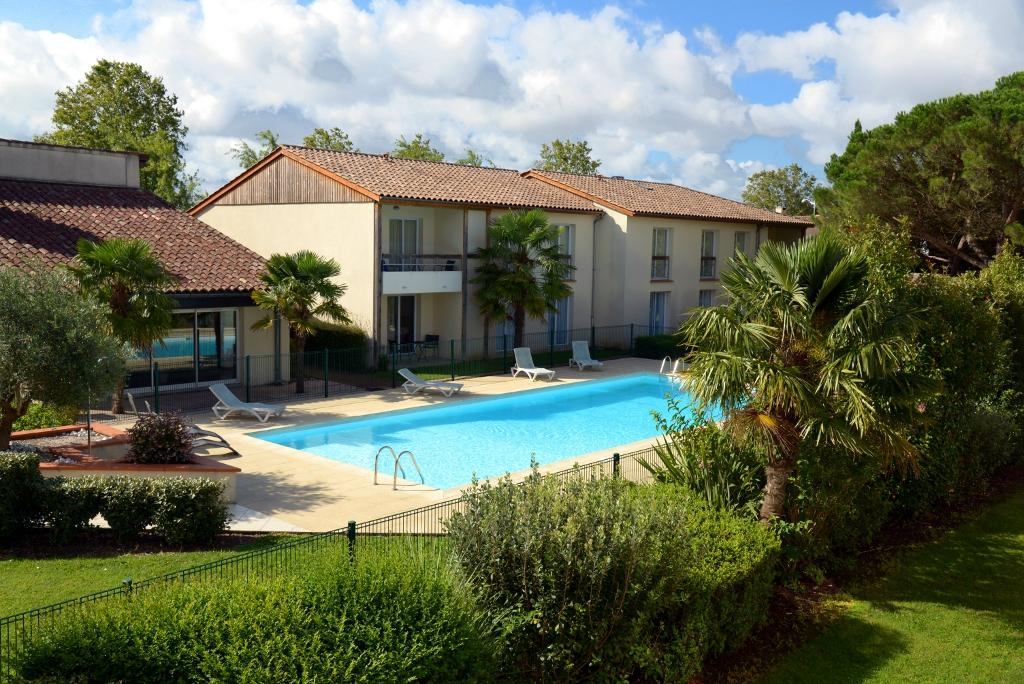 Hotel Residence Les Pins Galants