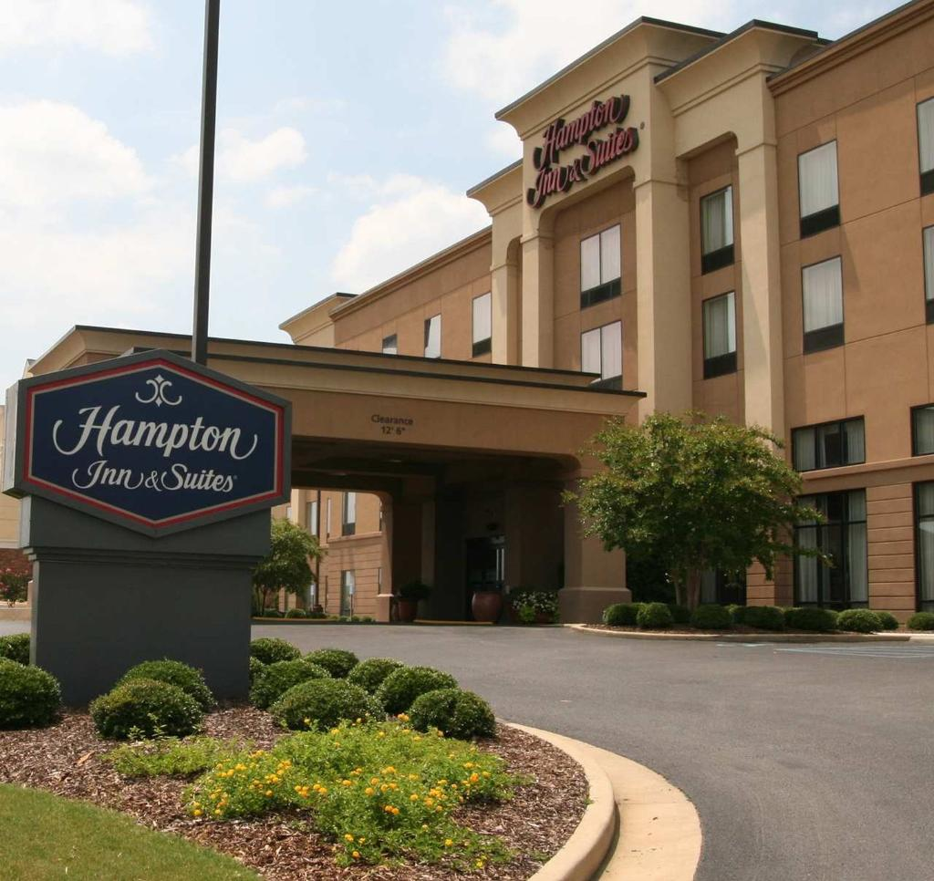 Hampton Inn Oxford-Anniston