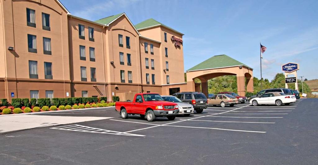 Hampton Inn Fort Chiswell