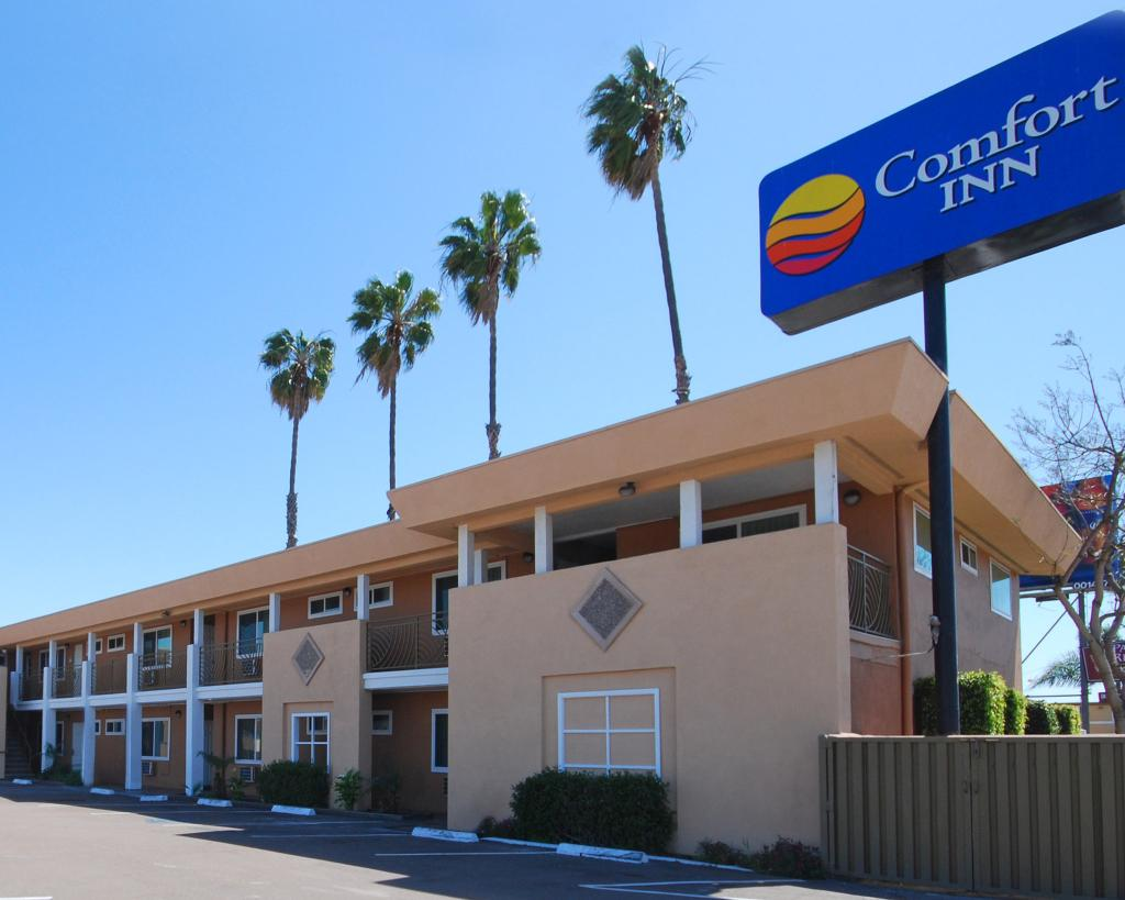 Comfort Inn At The Harbor