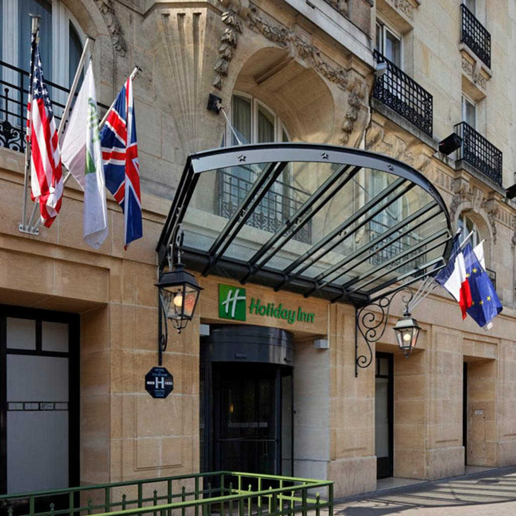 ‪Holiday Inn Paris-Gare de L'Est‬