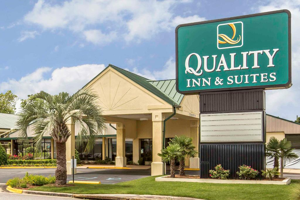 ‪Quality Inn & Suites Eufaula‬