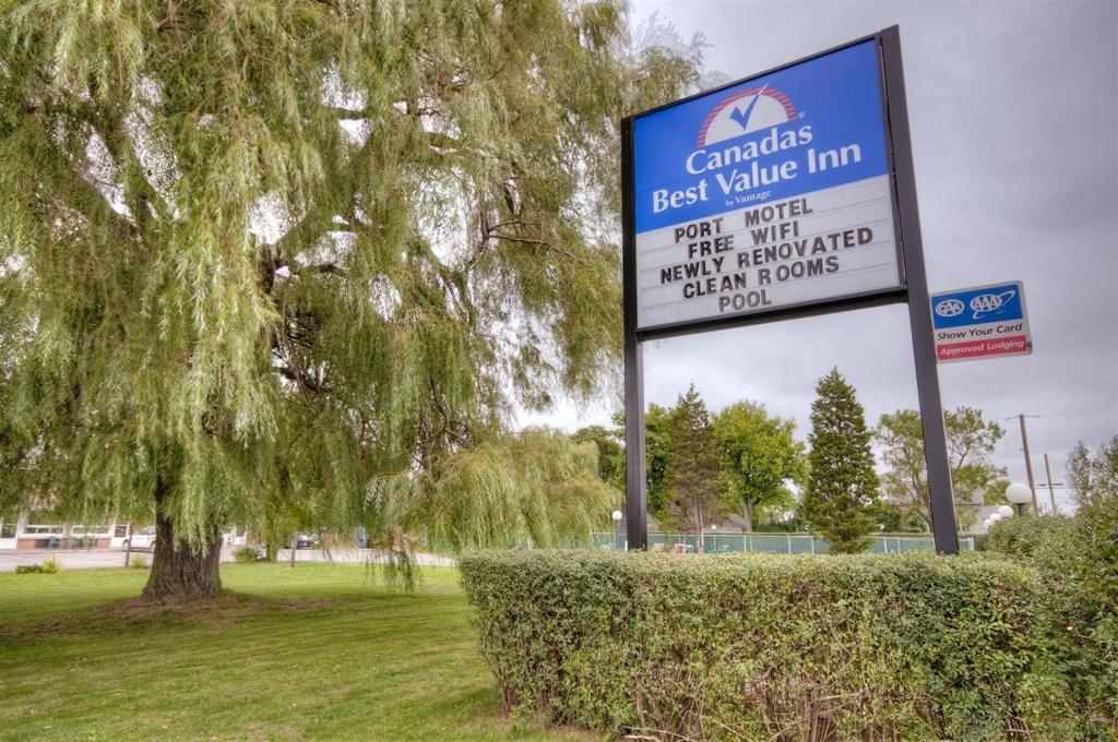Canadas Best Value Inn Port Colborne