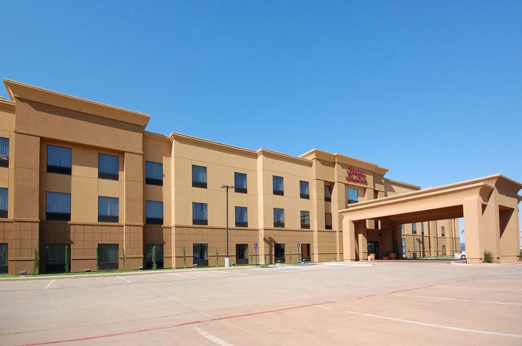 Hampton Inn & Suites Borger