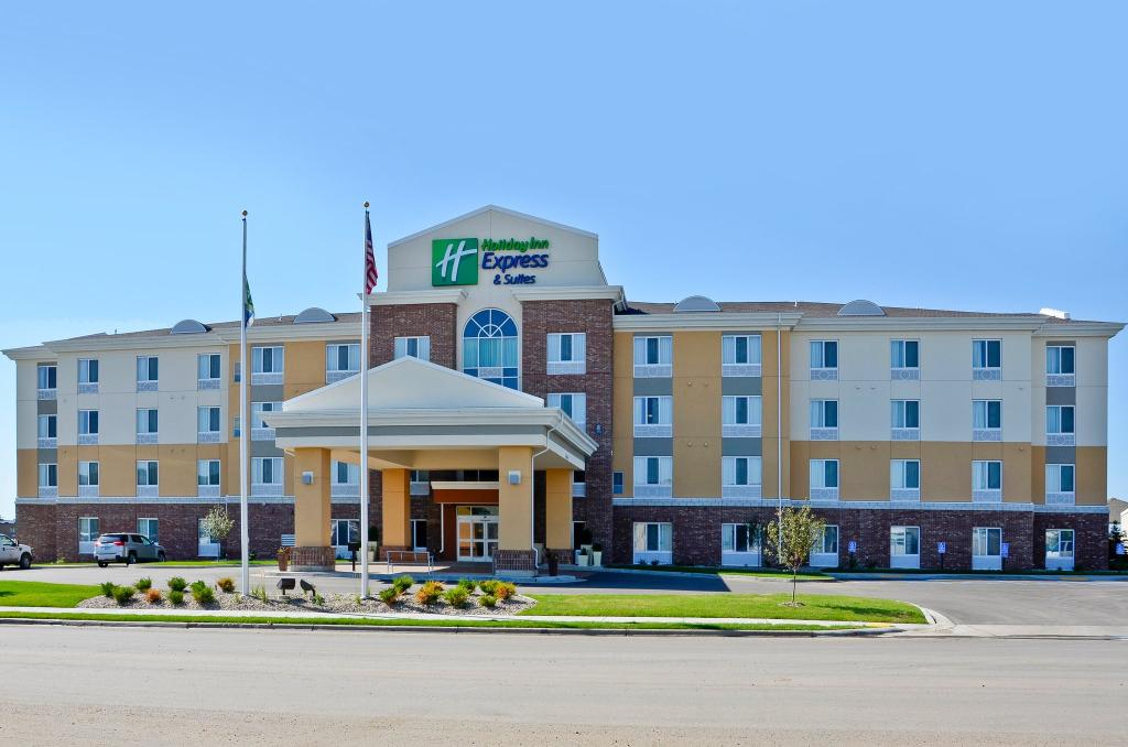 ‪Holiday Inn Express & Suites Williston‬