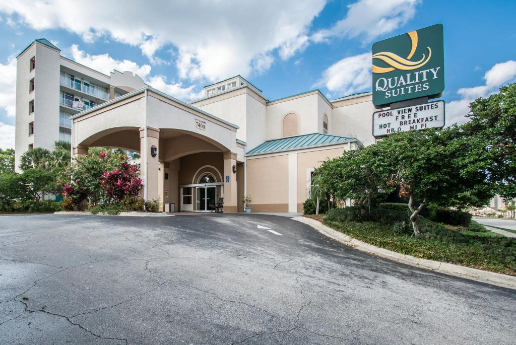 ‪Quality Suites Near Orange County Convention Center‬