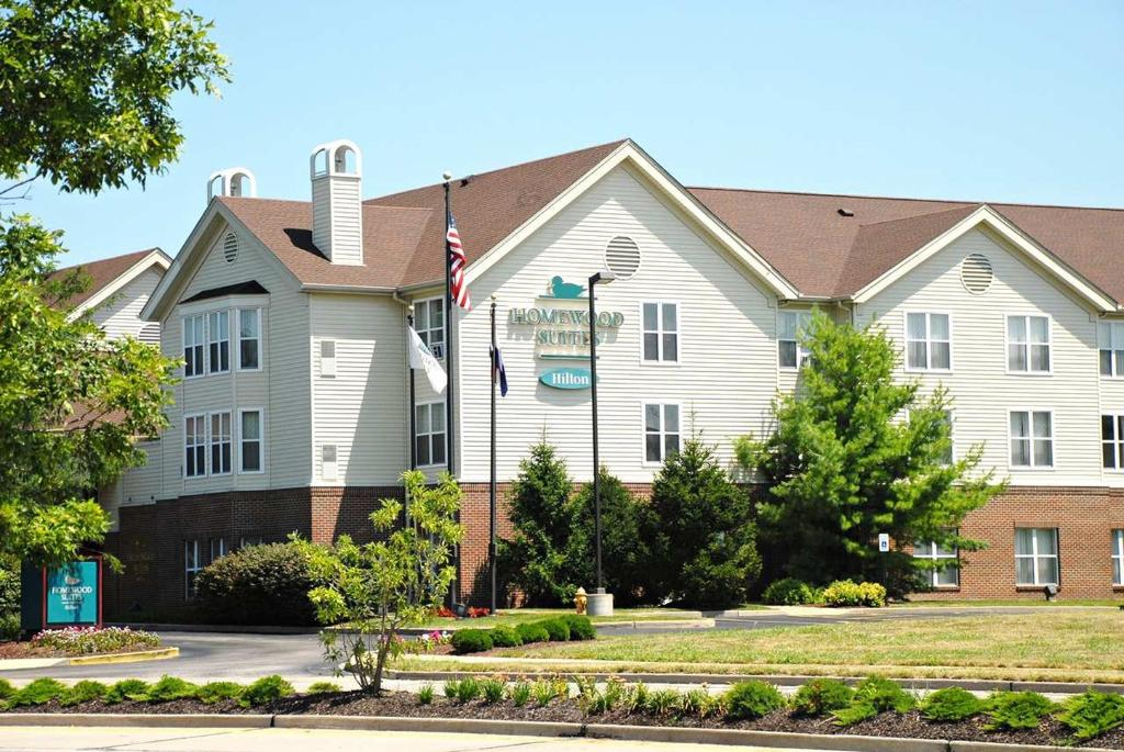 Homewood Suites St. Louis Chesterfield
