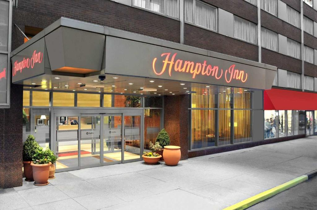 ‪Hampton Inn Manhattan-Times Square North‬
