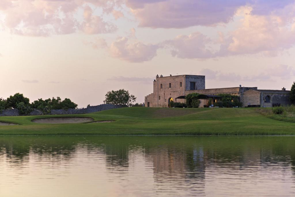 DoubleTree by Hilton Acaya Golf Resort-Lecce