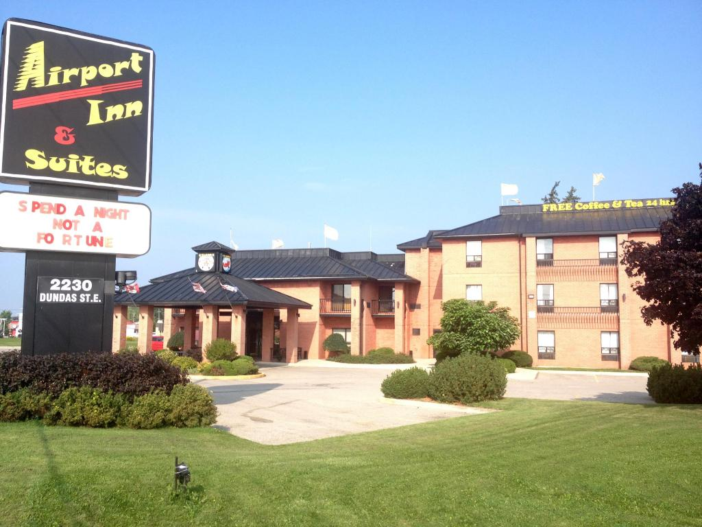 London Airport Inn & Suites