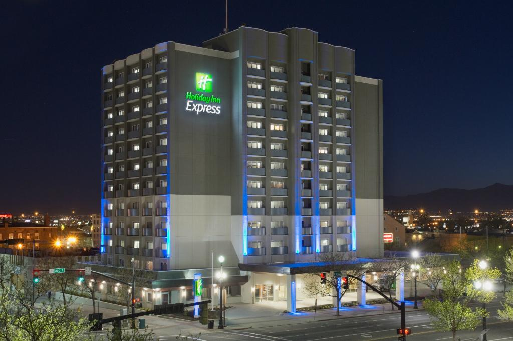 Holiday Inn Express Salt Lake City Downtown