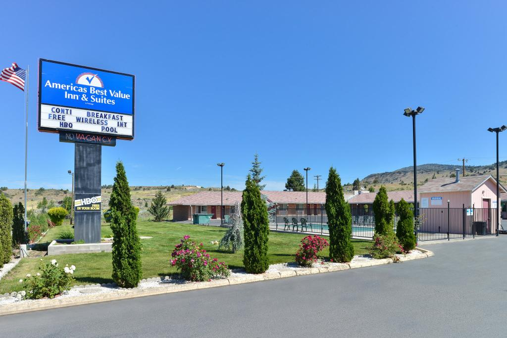 Americas Best Value Inn & Suites- Klamath Falls