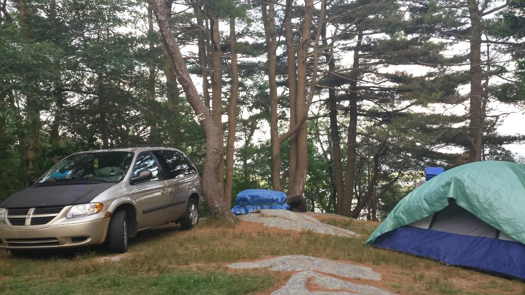 Cape Ann Camp Site