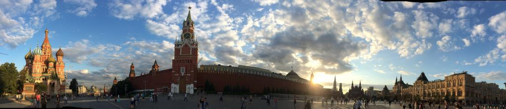 Moscow through the Eyes of an Engineer