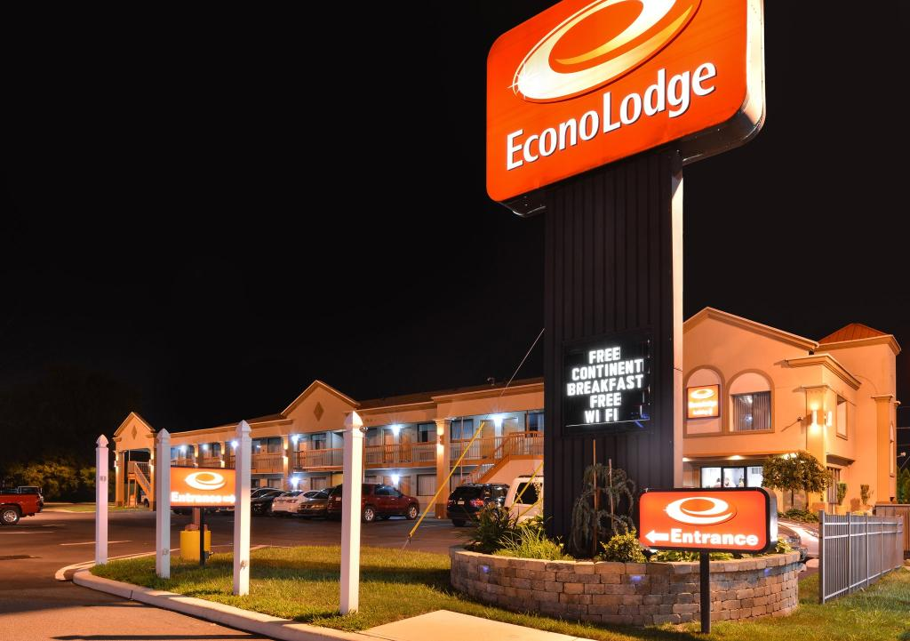 ‪Econo Lodge Bellmawr‬