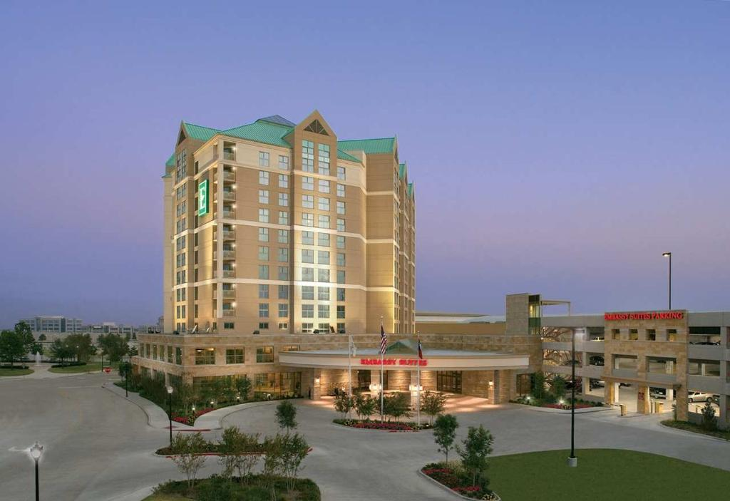 Embassy Suites by Hilton Dallas Frisco Hot