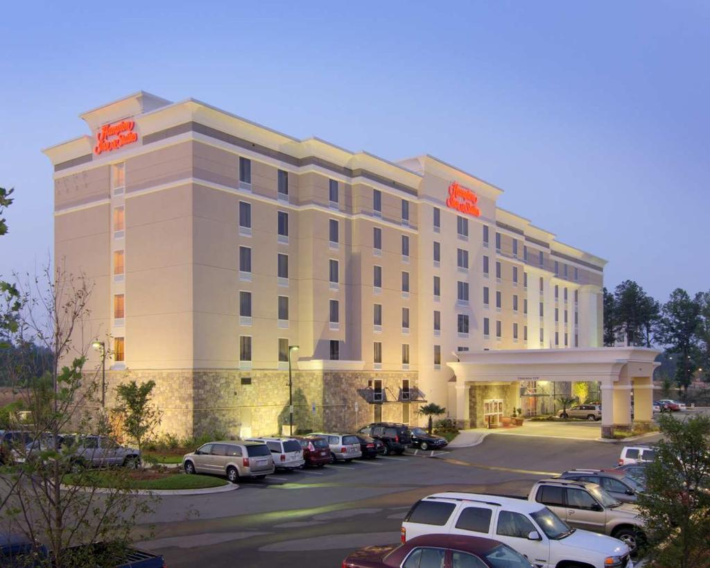 ‪Hampton Inn & Suites Raleigh-Durham Airport-Brier Creek‬