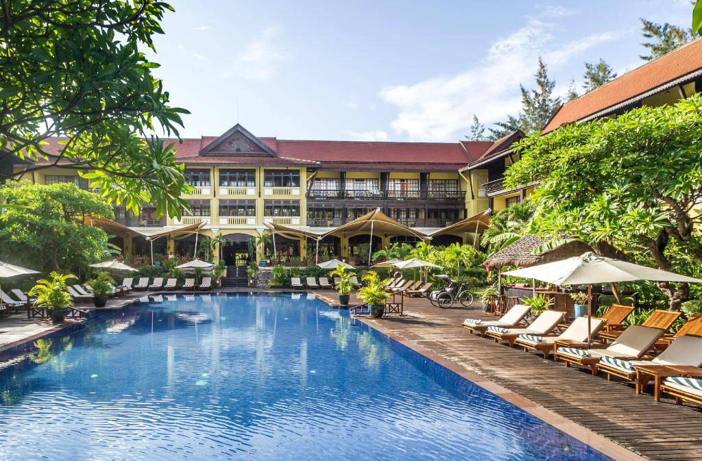 ‪Victoria Angkor Resort & Spa‬