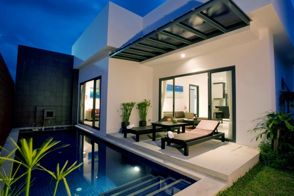 Seastone Pool Villas