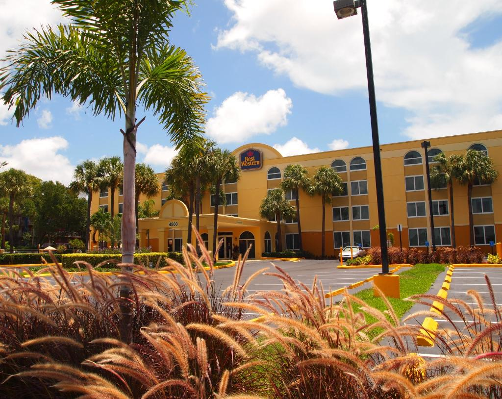 BEST WESTERN Ft. Lauderdale I-95 Inn