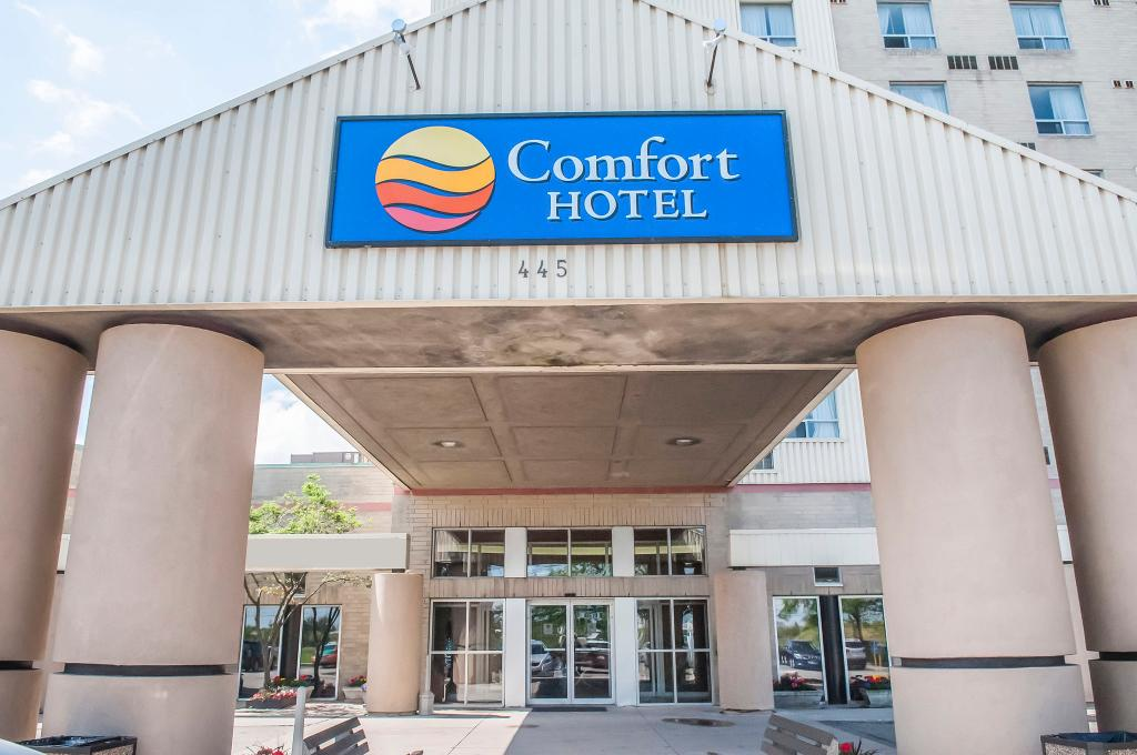 ‪Comfort Hotel Airport North‬