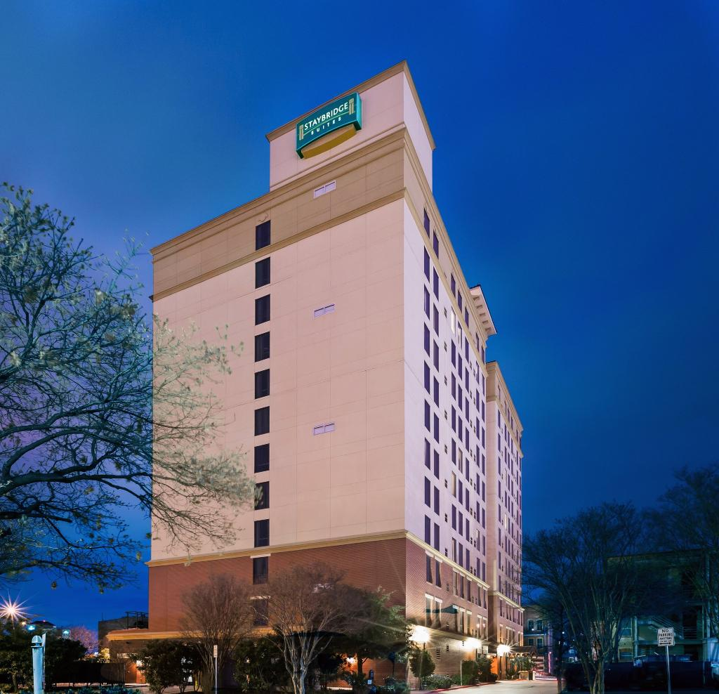 Staybridge Suites Downtown San Antonio Convention Center