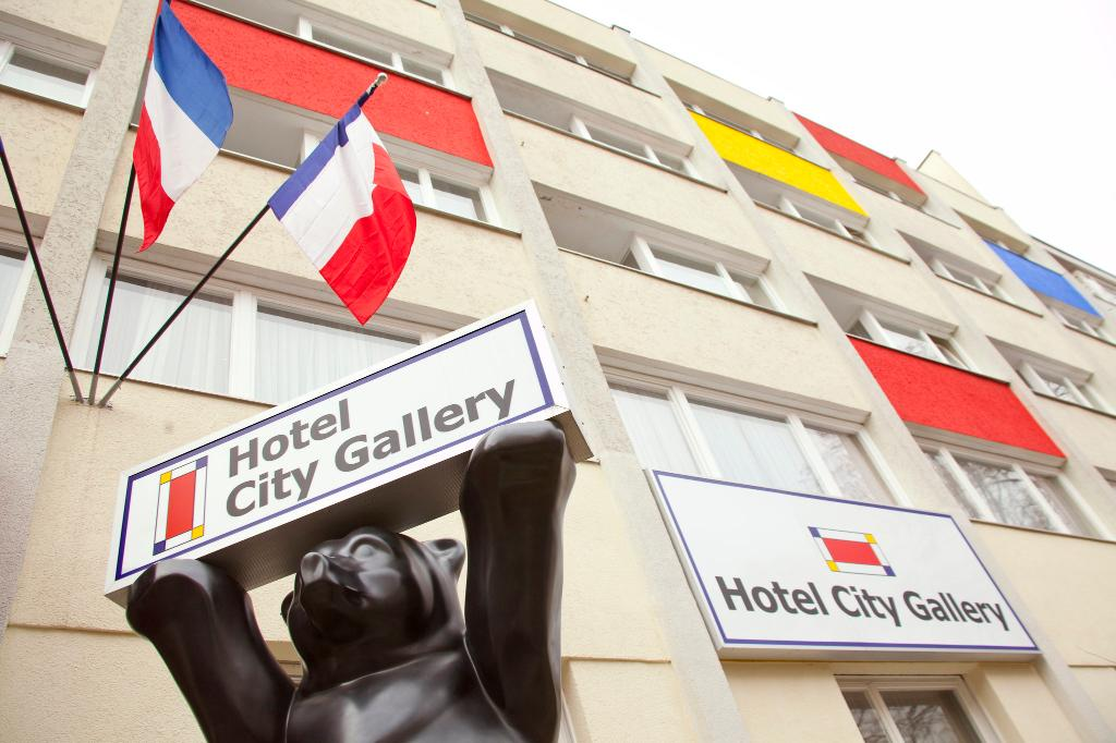 ‪City Gallery Berlin Hotel‬