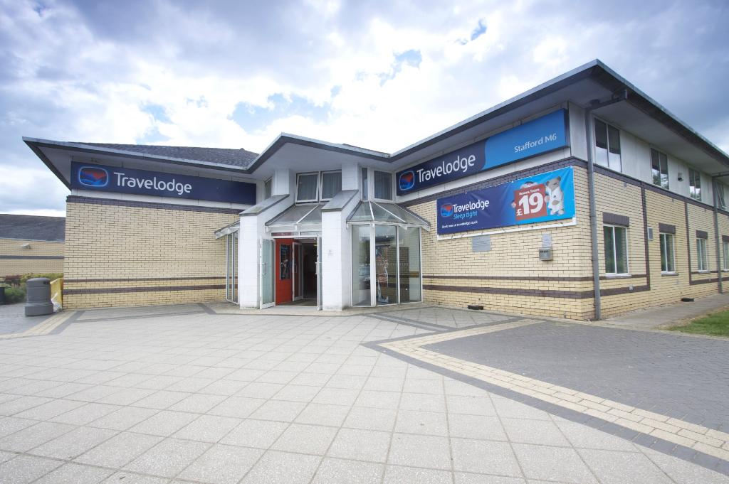 Travelodge Stafford M6