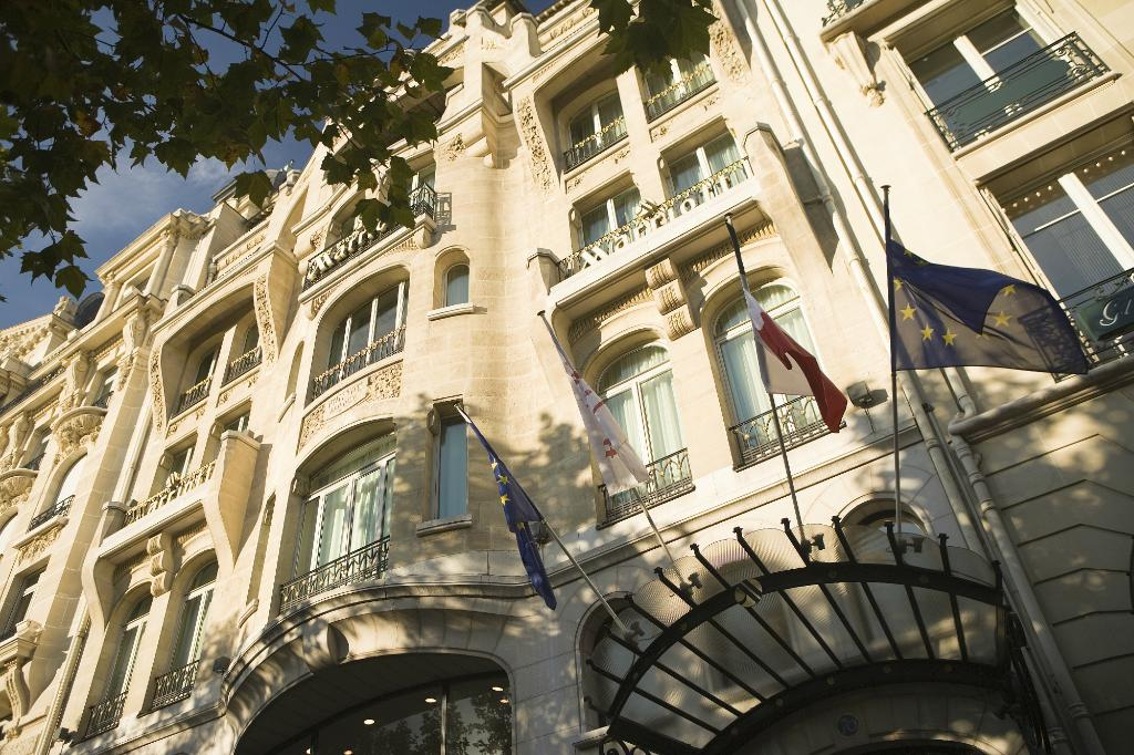 Paris Marriott Champs-Elysees Hotel