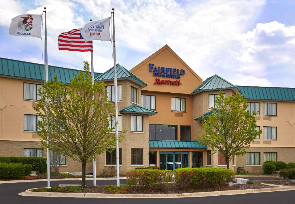 ‪Fairfield Inn & Suites Chicago Lombard‬