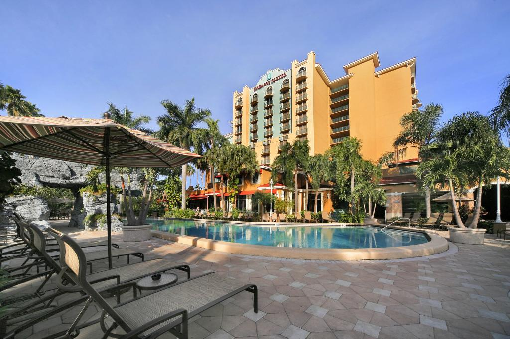 Embassy Suites by Hilton Fort Lauderdale 17th Street