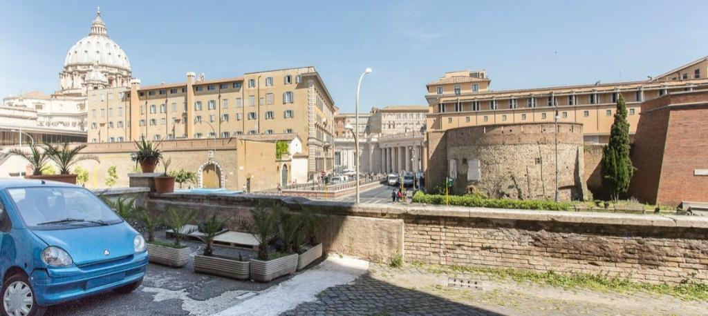 Vatican and Parking B&B