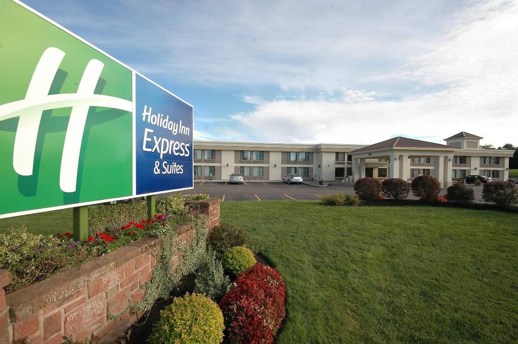 Holiday Inn Express Hotel & Suites Charlottetown