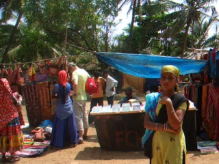 ‪‪Anjuna‬, الهند: Video - Anjuna Flea Market‬