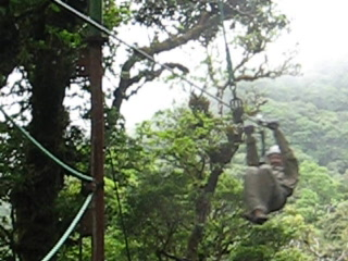 San Jose, Costa Rica: Zip Line Canopy Tour
