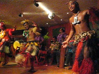 927 Cook Islands Maori Dancing (Ura)