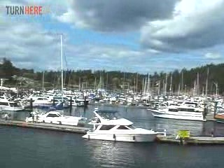 San Juan Islands, Etat de Washington : Friday Harbor 