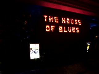 House of Blues, Mandalay Bay, Las Vegas