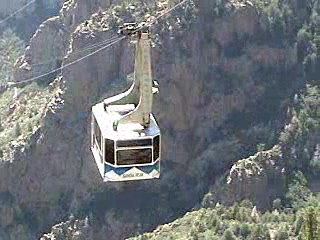 Albuquerque, New Mexiko: Sandia Peak Tramway