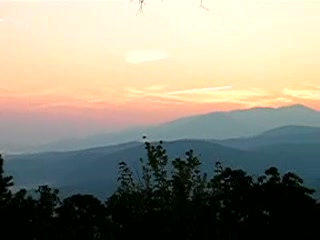 Gatlinburg, TN: Early morning in the Smokies