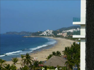 Ixtapa, : Mex25&#39;s Tequila Sunrise