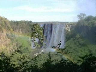 Zimbabue: Video Tour of Victoria Falls