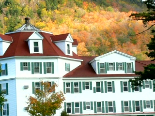 Нью-Гэмпшир: Balsams Resort: New Hampshire - Travel Video PostCard™