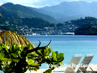 Caraïben: Grenada: Caribbean Travel - Travel Video PostCard™