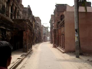 Dhaka City, Bangladesh : Ghost town
